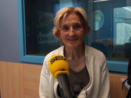 Karma Valls, primera astronauta jubilada
