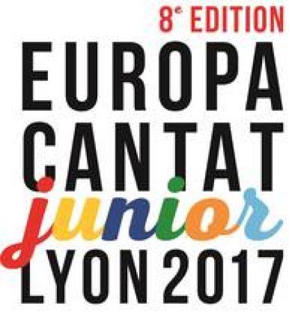 La Coral Shalom a Lió al Certamen 'Europa Cantat Junior'