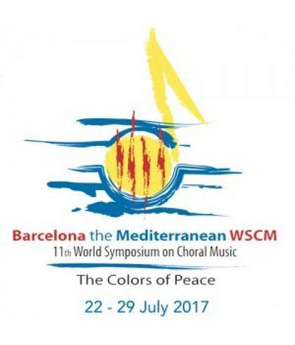 La Coral Shalom actua al Simposi Mundial de Música Coral que ha convertit Barcelona en la seu del cant coral internacional