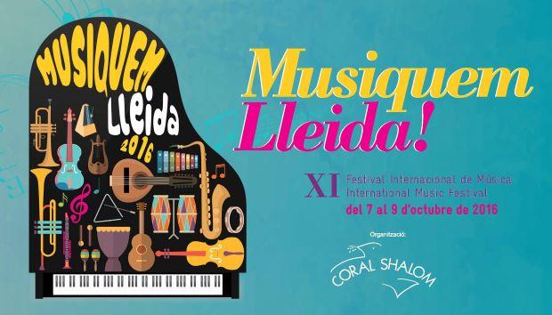 Musiquem Lleida! finalitza la selecció dels grups per 2016
