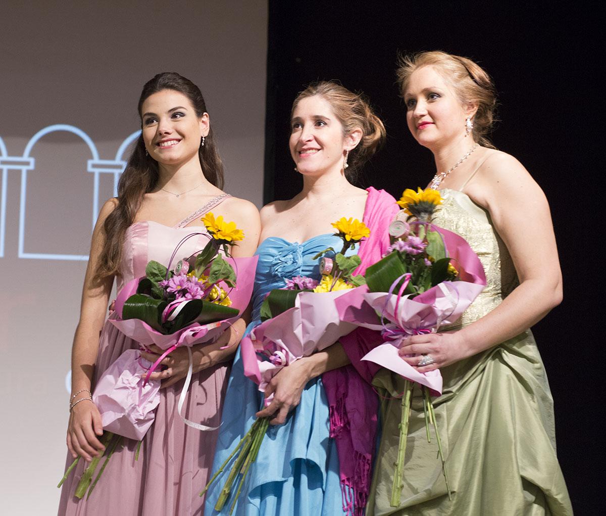 Las Tres sopranos