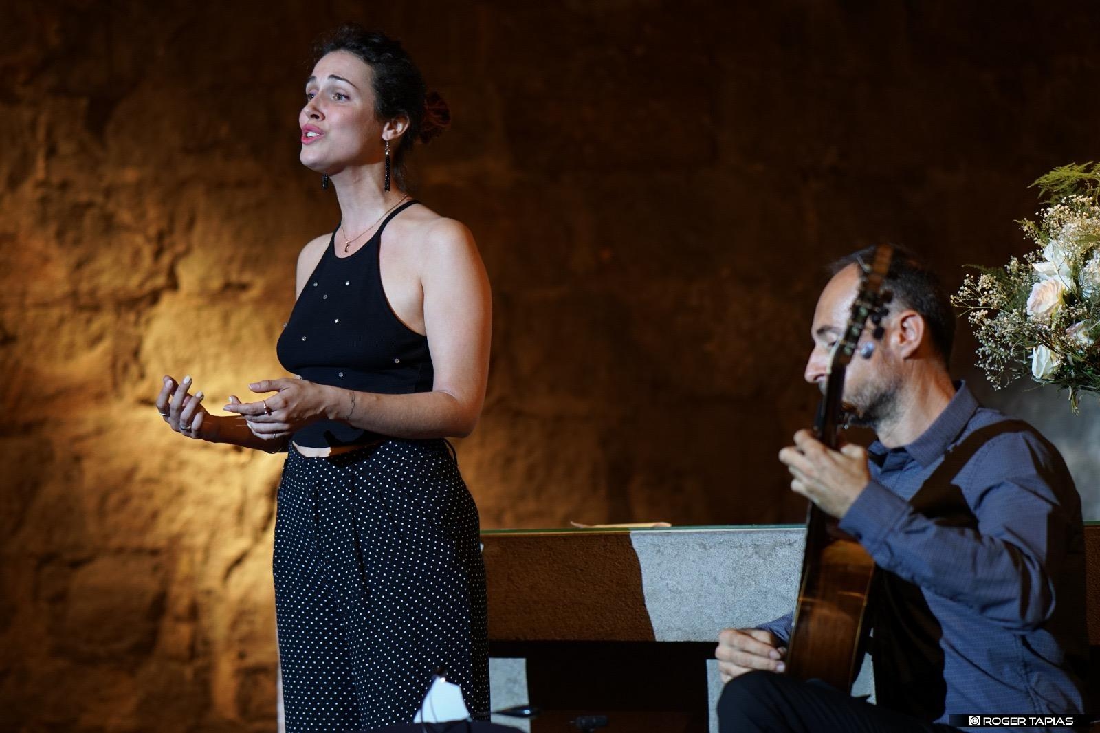 Duo Montserrat Seró i Carles Herraiz