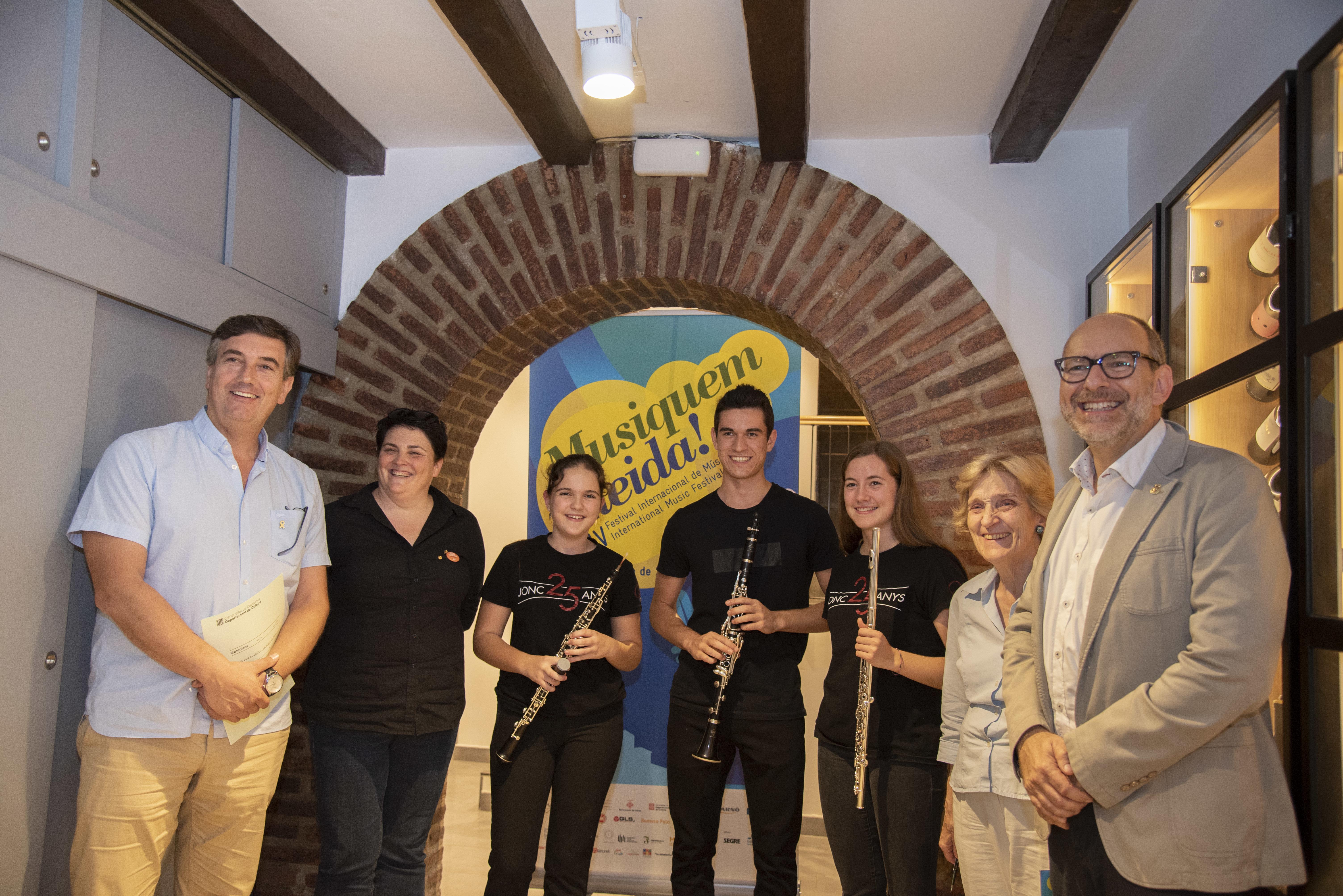 La XIV edició del Festival internacional Musiquem Lleida s'amplia amb més activitats paral·leles