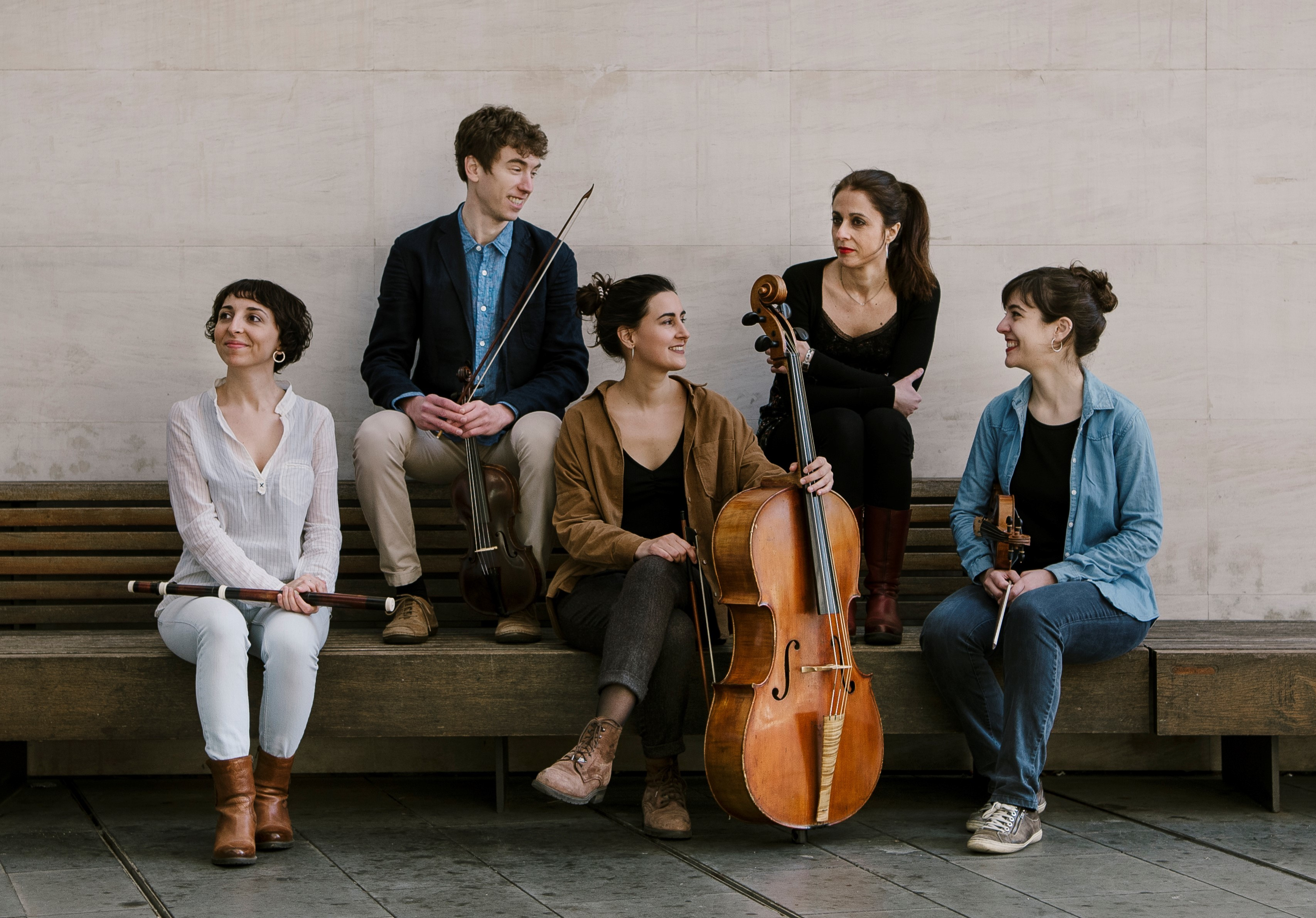 El pop-folk d'O Val Das Mouras dóna el tret de sortida demà a la XIV edició del festival internacional Musiquem Lleida