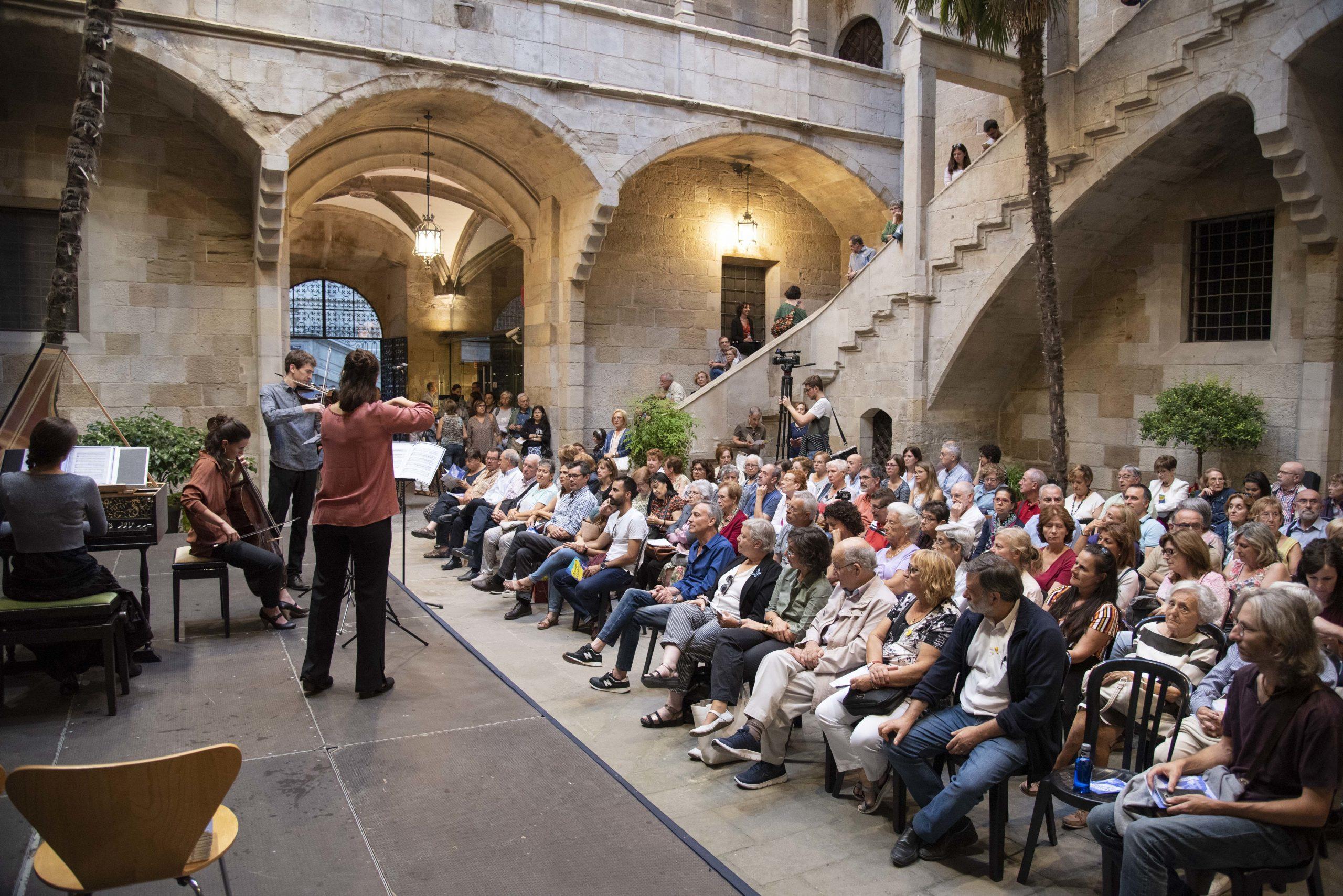 El Delicatessen Musiquem Lleida oferirà vuit actuacions en tres espais de la ciutat de Lleida entre el 2 i el 4 d'octubre i també es podrà seguir en 'streaming'