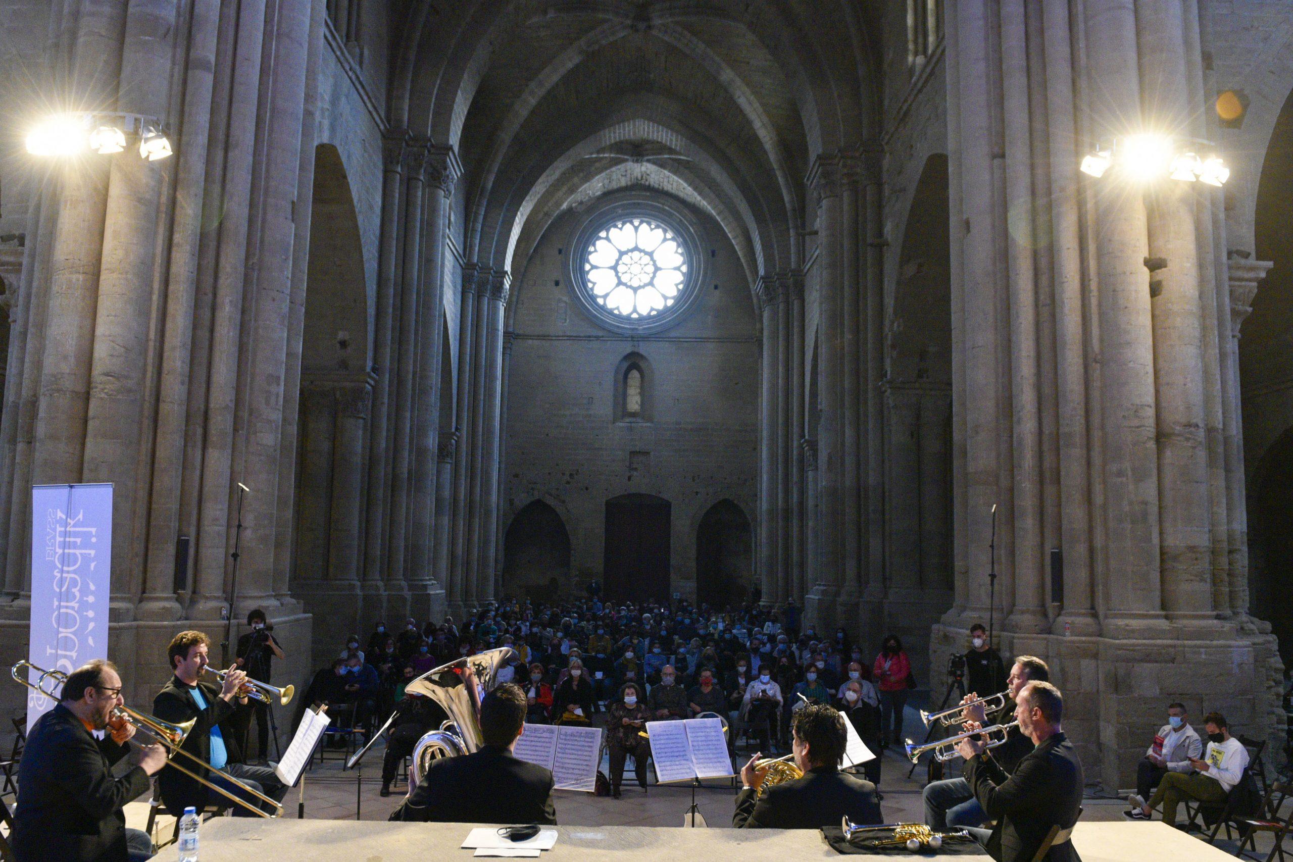 Èxit de públic del festival 'Delicatessen Musiquem Lleida!' que clou avui tres dies de música en viu a la capital del Segrià i la constatació que 'malgrat la pandèmia, la cultura és corresposta'