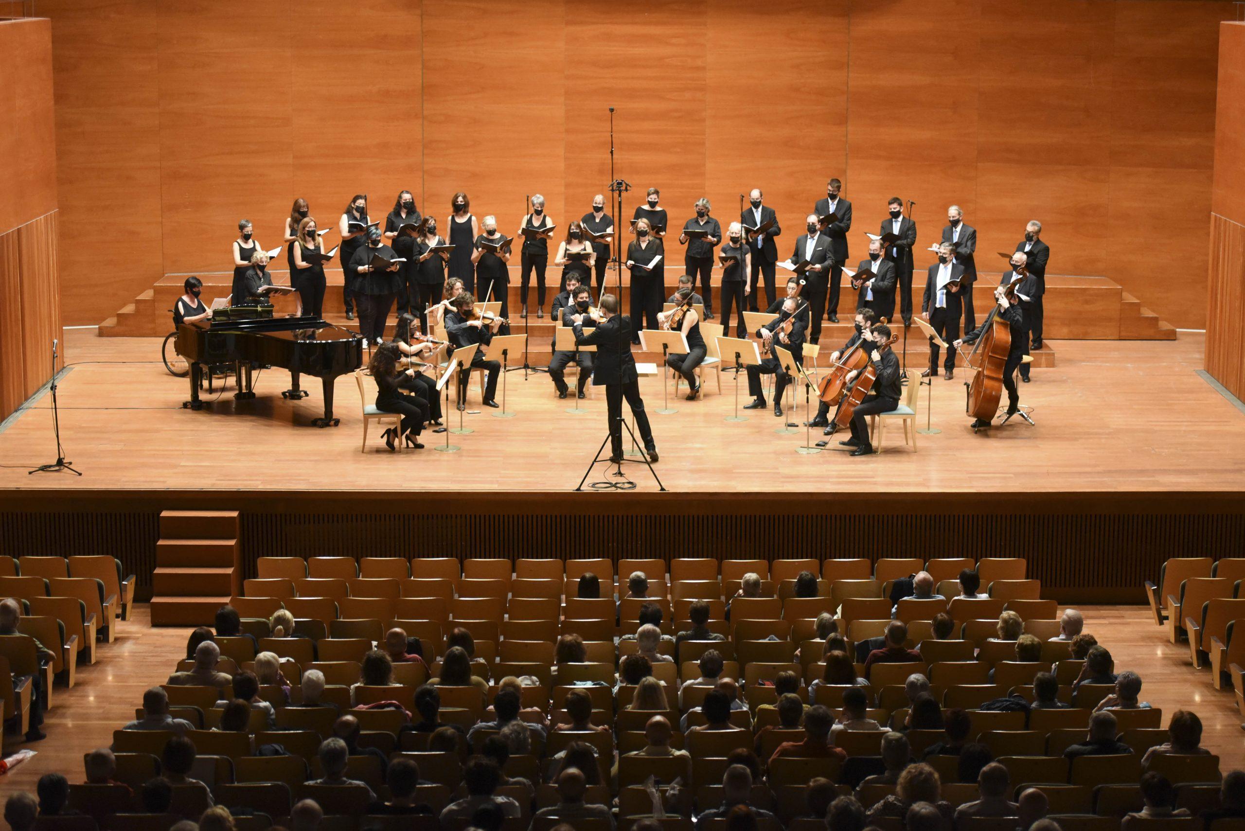 El Festival Internacional Musiquem Lleida tanca la seva XVI edició amb èxit de participació i la tornada a la 'normalitat'