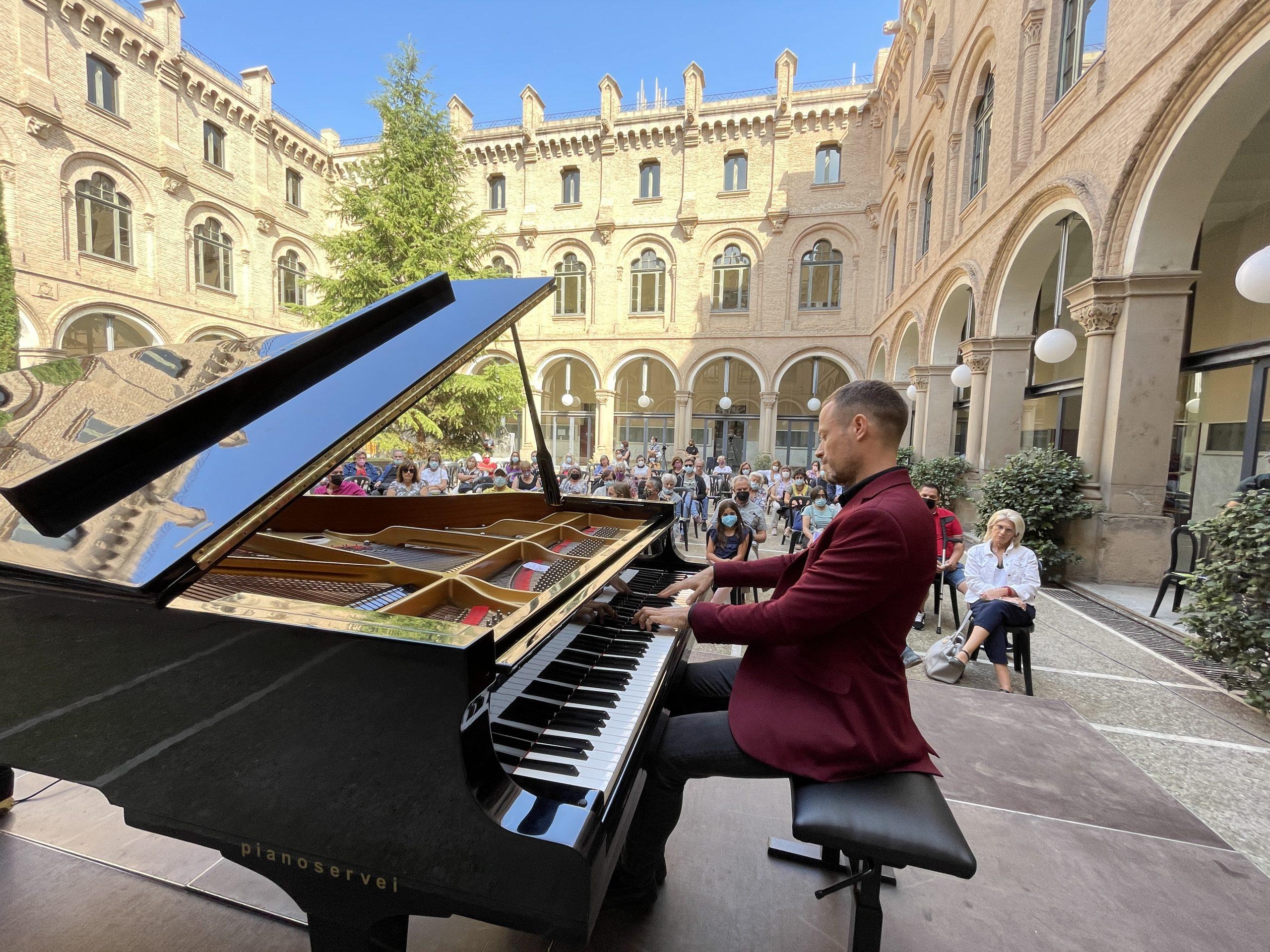 El Musiquem estén la música pels carrers de Lleida amb cinc concerts durant la jornada central de dissabte